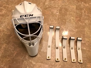 Goalie Mask Harness Set