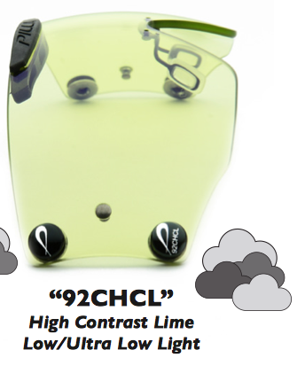 "Zeiss Chromashift ""92CHCL"" High Contrast Lime"