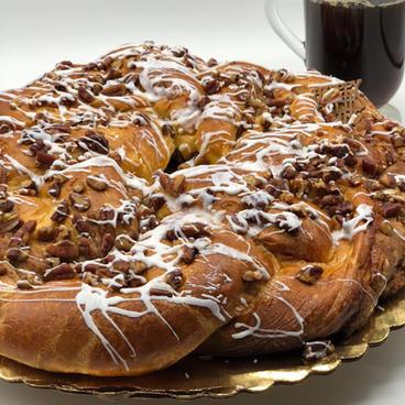 Coffee Cake- Pecan