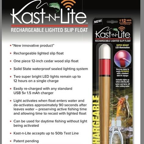 Kast N Lite Lighted Bobber $15.95