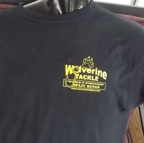 Wolverine Tackle T-shirt $14.95