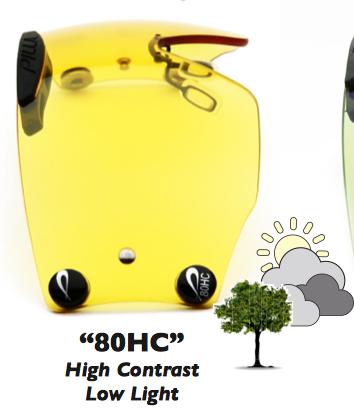 """Zeiss Chromashift """"80HC"""" High Contrast"""