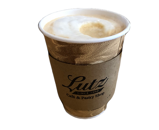 Latte, 20 oz