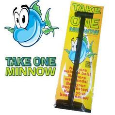 Take One Minnow Trap $7.99