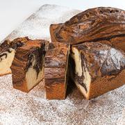Pound Cake- Marble