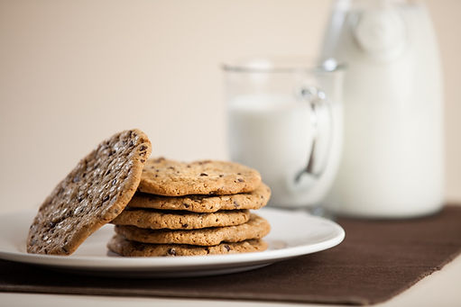 1/2 lb cookie bag