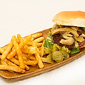 Impossible Burger (V)