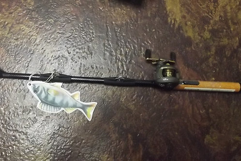 Fishing Rod Barbeque Lighter