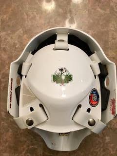 Goalie Mask Harness Set