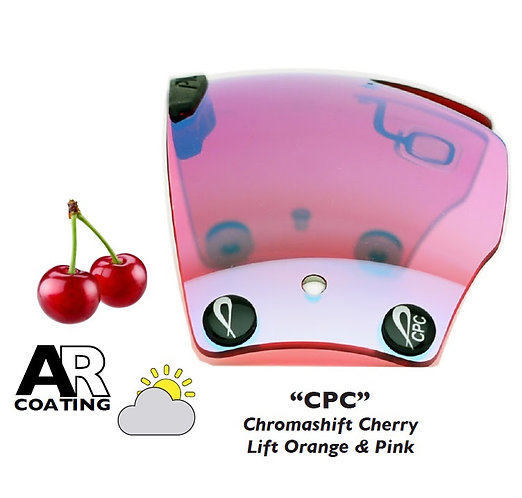 "Zeiss VX ""CPC"" Cherry- Lift Orange & Pink"