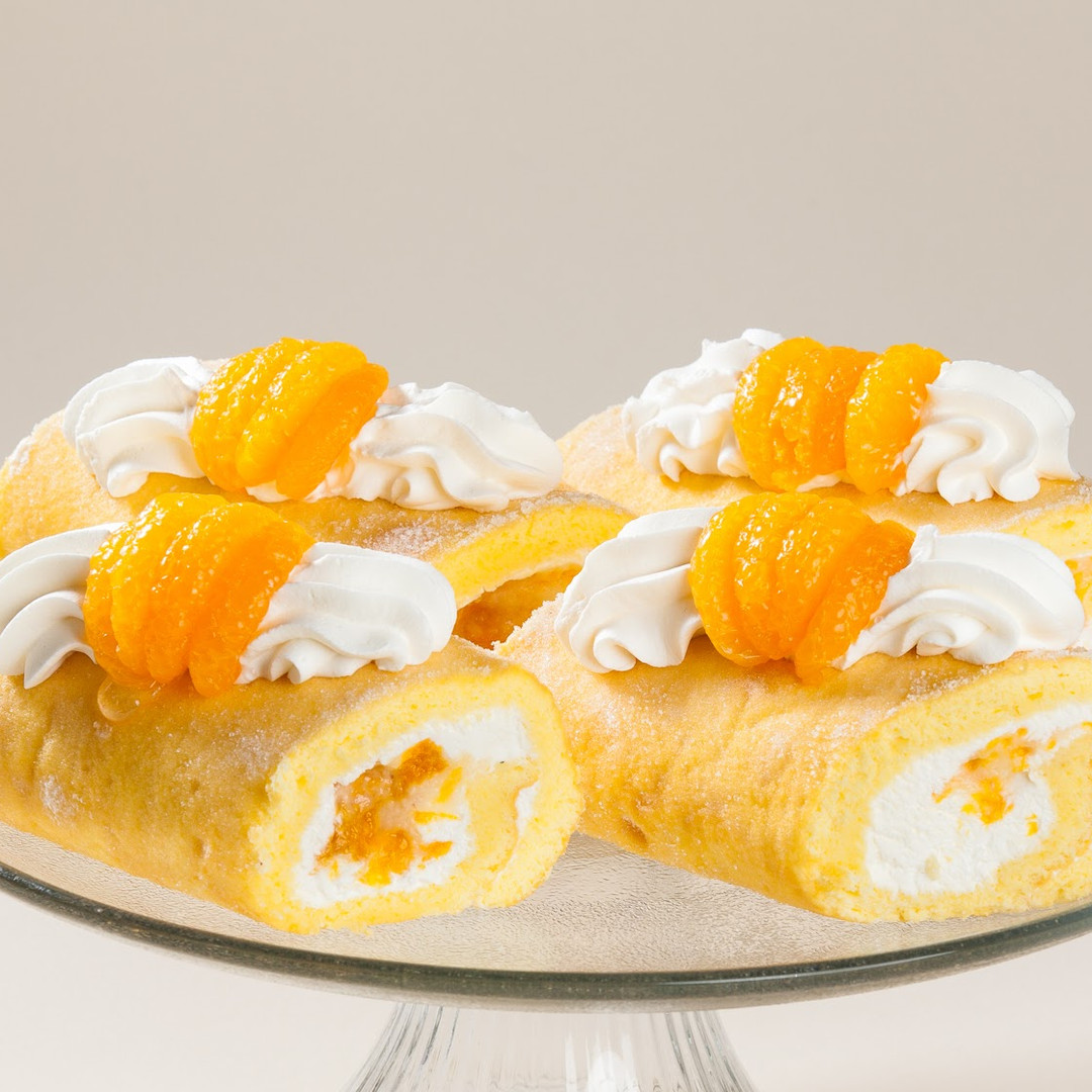 Mandarin Orange Roll