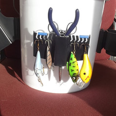 Lure and Pliers Holder  $9.99