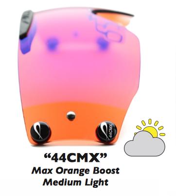 "Zeiss Chromashift ""44CMX"" Max Orange Boost"