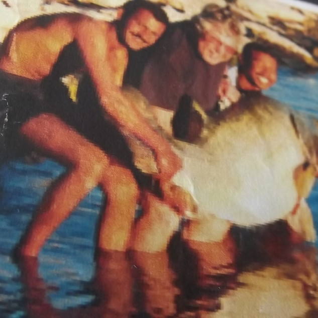 IGFA All Tackle World Record Nile Perch Caught By Bill Toth