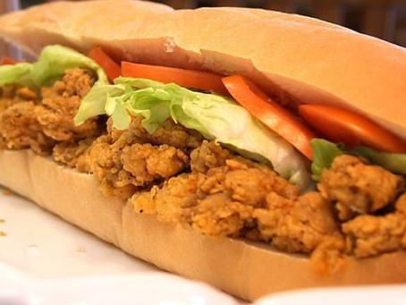 アメリカンなサンドイッチ~Po'Boy~