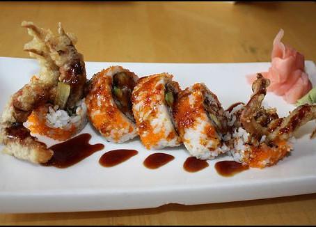 アメリカの寿司レストラン