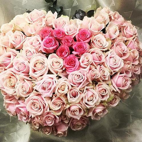108本の薔薇