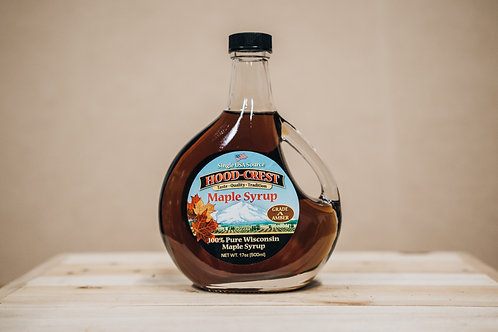 Hood Crest Maple Syrup