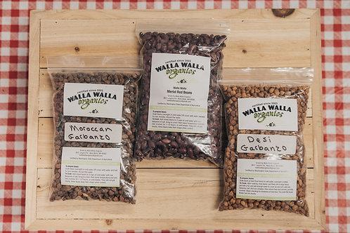 Walla Walla Organic Beans