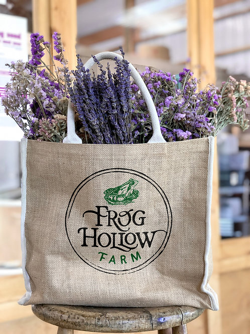 Frog Hollow Farm Tote