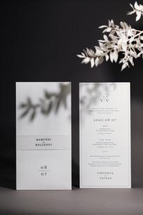vestuviniai kvietimai baltos tyrumas bru