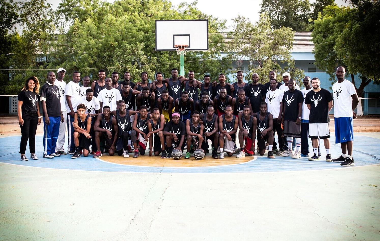 Sahel Basketball Camp