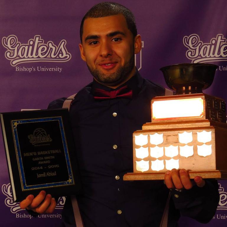 "Men's Basketball ""Garsmith Award"""