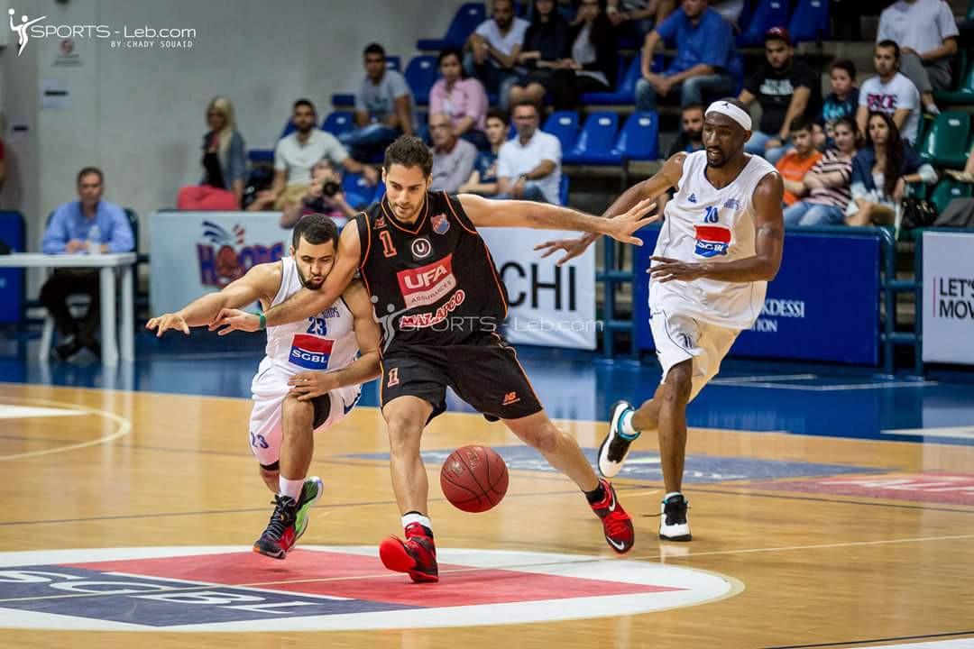 Lebanon Division 1 Pro