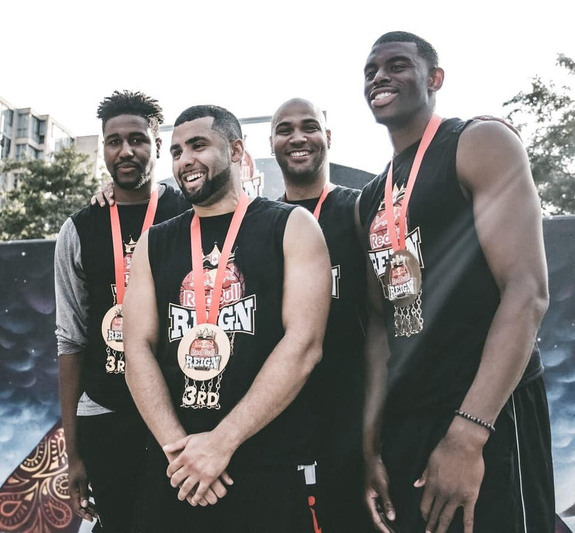 """3rd Place """"Nationals @ Redbull 3 on 3"""""""
