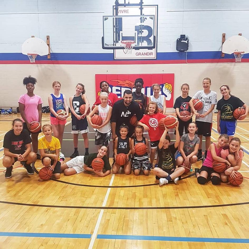ADvantage Basketball Camp