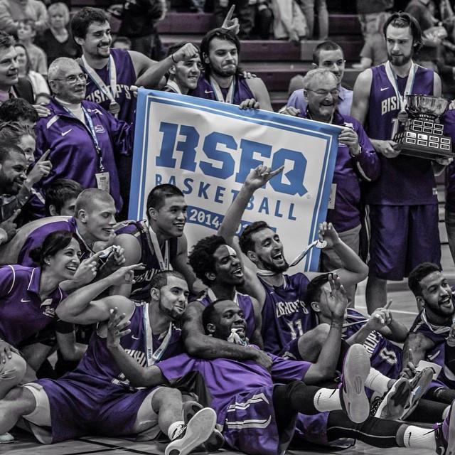 "Bishop University ""RSEQ Champions"""