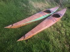 2 17ft Sea Kayaks