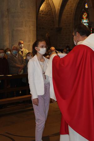Profession de Foi, Pentecôte 2021