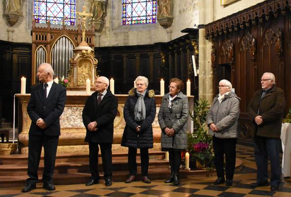 Appel pour la reconnaissance diocésaine