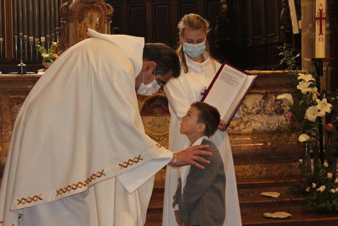 Baptême & Première Communion 2021
