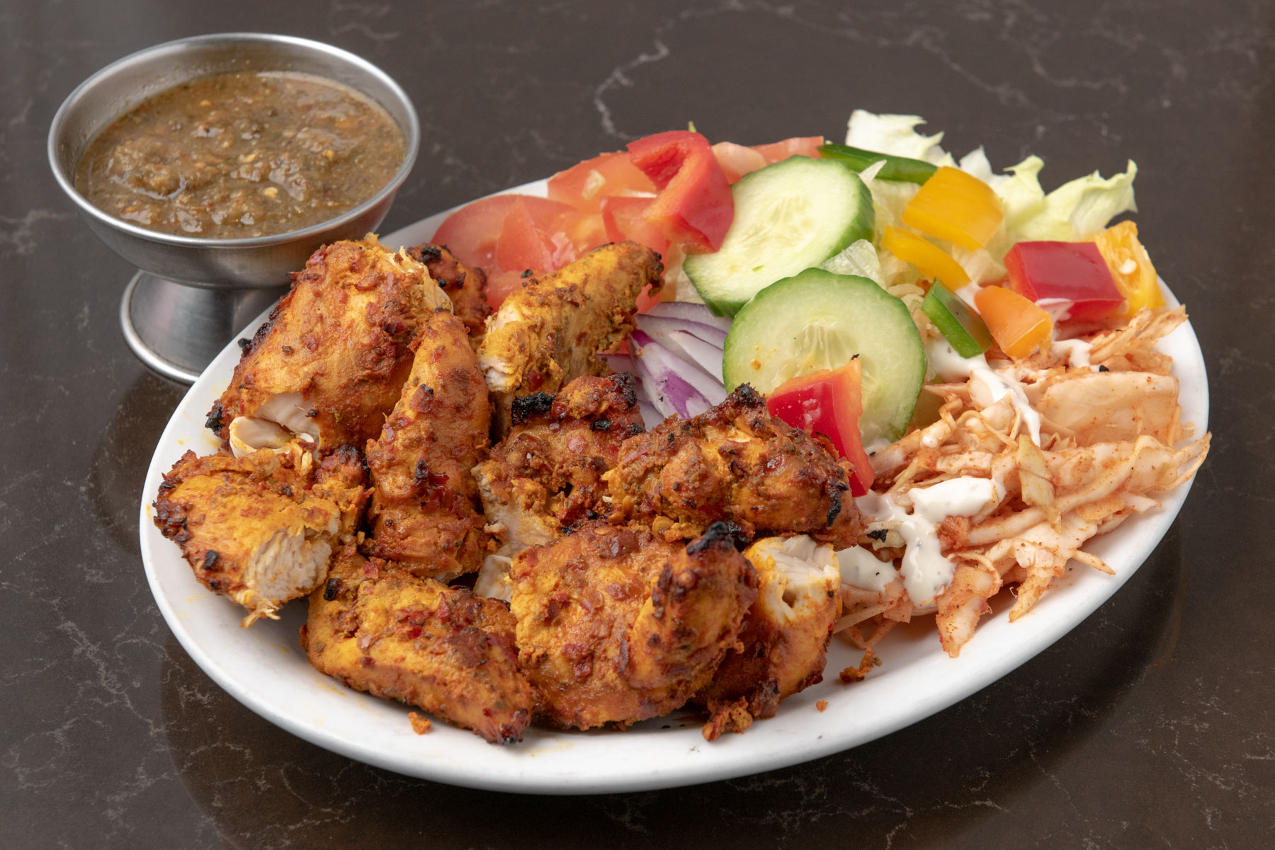 Signature Chicken Tikka Kabob