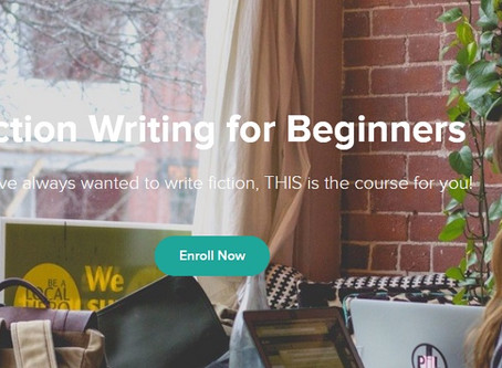 Want to learn how to write? This is the course for you!