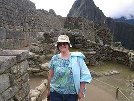 Kelli Machu Picchu