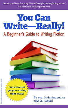 You Can Write-Really!