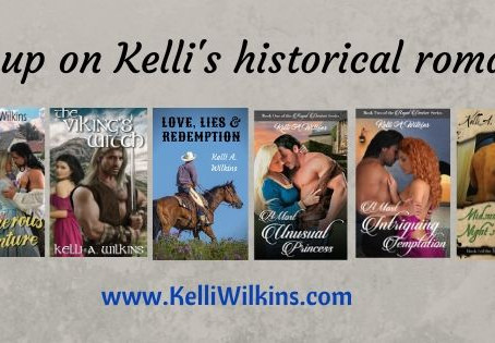 My Historical Romance Book Sale Starts Saturday August 1