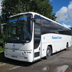 CN53, another one of our 49 seater coaches