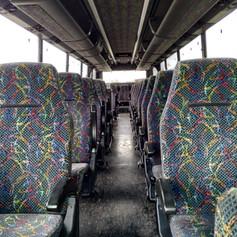 R191 coach interior