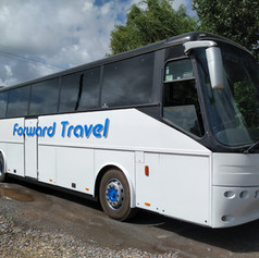 R191, one of 49 seater coaches
