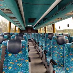 CN53 coach interior
