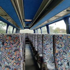 NUI coach interior