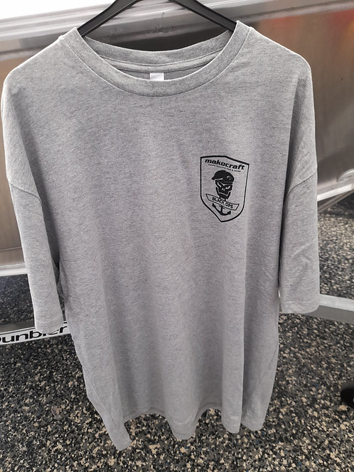 Makocraft Black Ops T-Shirt - Grey