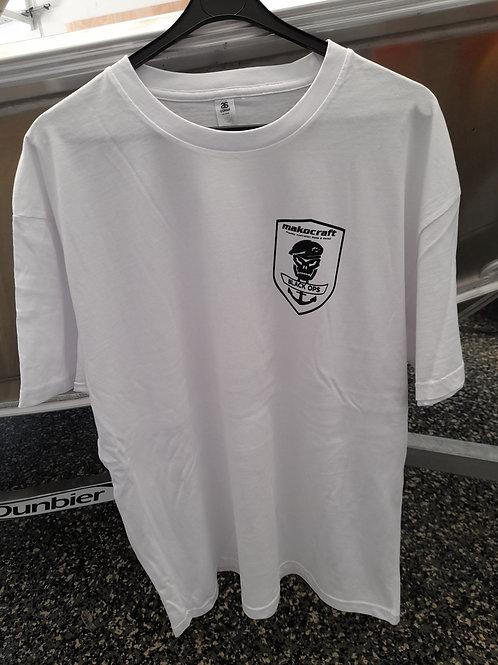 Makocraft Black Ops T-Shirt - White
