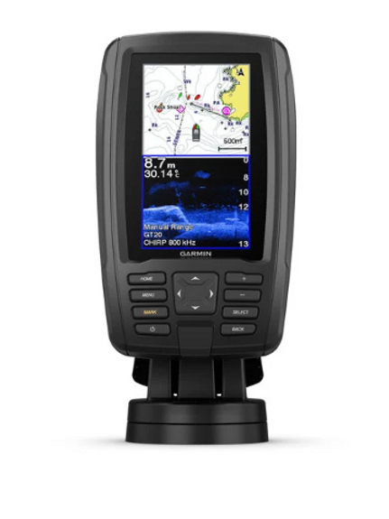 GARMIN ECHOMAP™ Plus 45cv With GT20-TM Transducer