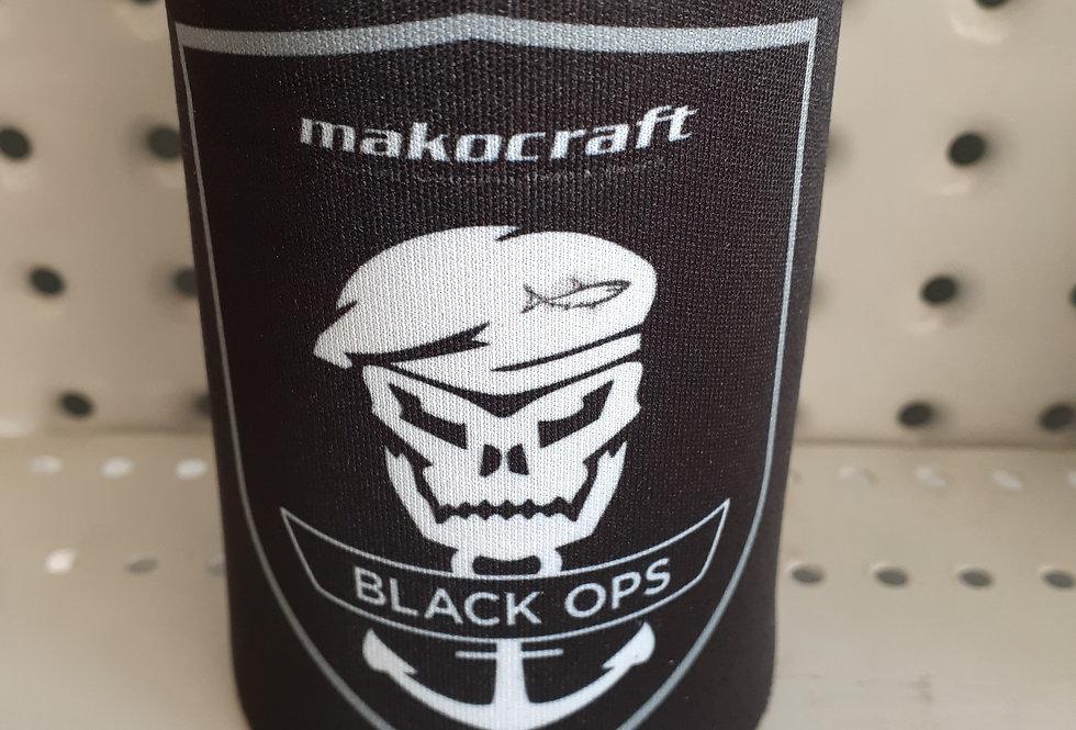 Makocraft Black Ops Stubby Cooler