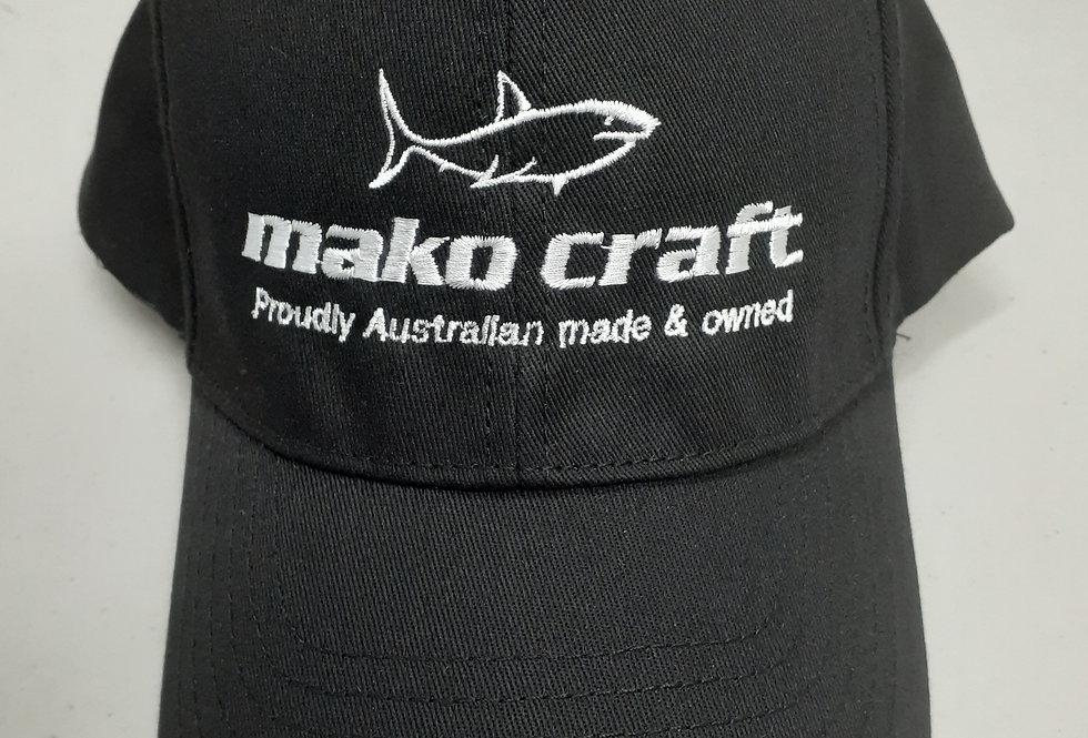 Makocraft Black Cap